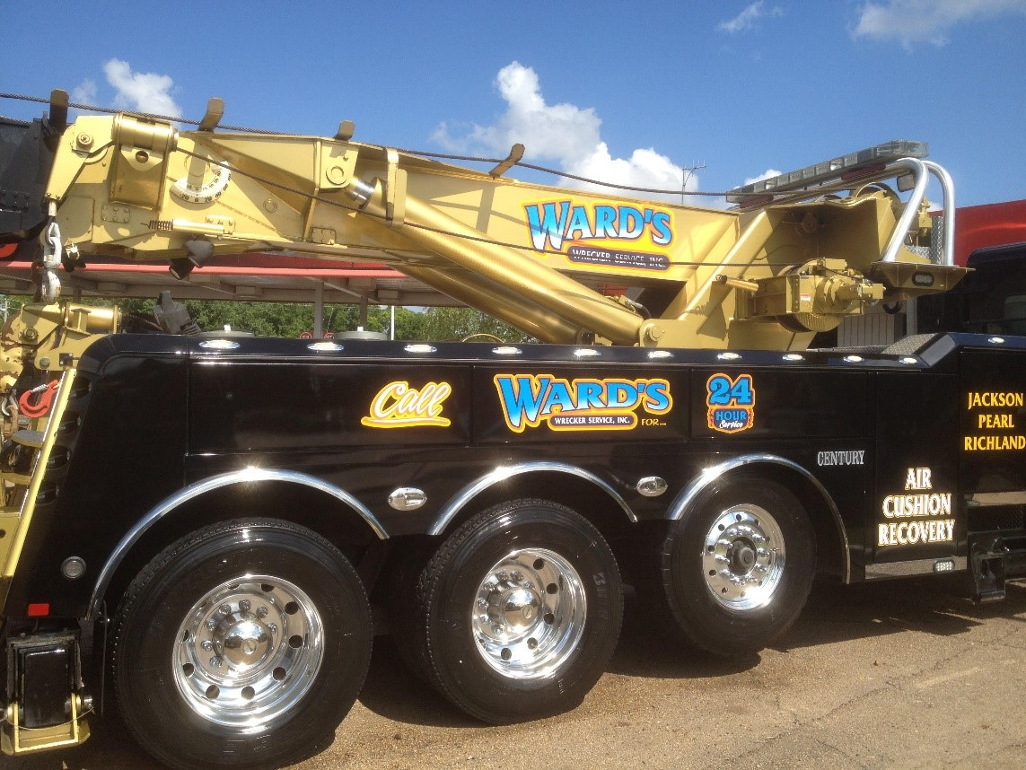 When it comes to handling just about any task in the towing industry, there is no one who does it better than Ward's Wrecker Service. For more than 50 years, the Ward's Wrecker team has provided towing services throughout the Jackson, Mississippi area. After five decades in the business, we understand what it takes to get the job done right.